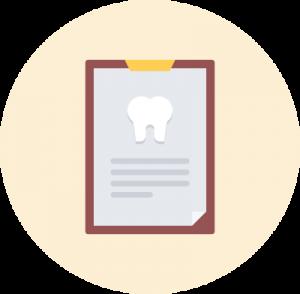 歯の診断書