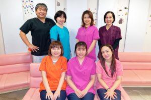 えぐち歯科医院のメンバー